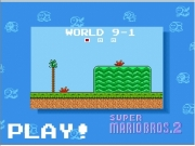 Super mario bros 2 - bloopers