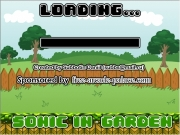 Sonic in garden. 99 free-arcade-palace.com Controls: left/right arrows to run left/right, up arrow – jump, Space throw an apple. Rules:Throw apples into the flying enemies, jump on crawling ones, avoid their poison and your own apples, score points publish best result online. 99999999999999...