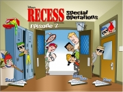 Game Recess - special operations - episode 2
