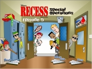 Game Recess special operations - episode 5