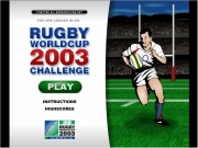 Game Rugby worldcup 2003 challenge