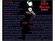 Game Wayne soundboard 2