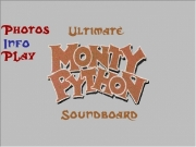 Game Montypython soundboard 2