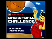 Game Lego basketball challenge