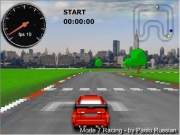 Mode 7 racing. fps 00 N 0 00:00:00 Mode 7 Racing - by Paolo Russian...