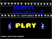 Game Sonic horribles in outtakes 2