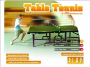 Game Table tennis