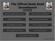 Game The official bubb rubb soundboard