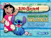 Play now Lilo and stitch - stitchs surfin scramble !