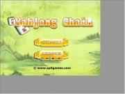 Game Mahjong chain