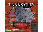 Game Tanks city
