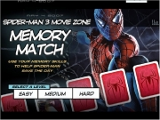 Spiderman 3 movie zone - memory match. 100% :00...