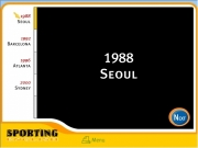Game Timeline olympic games