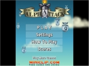 Play now Alphattack !