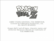 Game Dragon ball z tribute