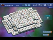 Game Mahjongg solitaire