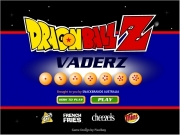 Dragon ball z vaderz....