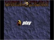 Game Mortal kombat 3