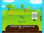 Game Shooting practice