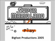 Super marioland movie....