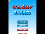 Wacky ballz. Start World 1 50 low http://www.miniclip.com 0 The Game is loading (0%) 99 5 00...