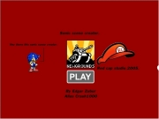 Sonic scene creator v2. Hey there this sonic scene creator. Sonic Red cap studio.2005. By Edgar ZuburAlias Crash1000...