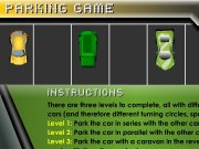 Parking game. Free games 911 .com Loading http://www.freegames911.com Play Games There are three levels to complete, all with different cars (and therefore turning circles, speeds).Level 1: Park the car in series other cars.Level 2: parallel 3: a caravan reverse angle parked Controls: Use arrow keys control INSTRUCTIONS PARKING GAME Press Space bar check parking 60 Level 1 Next Your Parking Accuracy : score Ga...