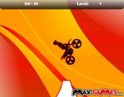 Game Max dirt bike