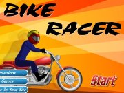Game Bike racer