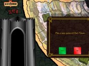 Dark Tower. Loading... % sounds Exported symbols not loadedin first frame must be placed here. http://www.hotflashgames.com FRONTIER With the scout you will become lost. OK HELP YES NO HAGGLE CANCEL END RETREAT Choose your kingdom Faster Pace Slower MOVEPAWN Move mouse over Dark Tower to view inventory at any time...