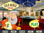 Gold Miner Vegas. http:// ./mix_license.swf GM_music.swf grabLogo.swf secondLogo.swf Intermix Network, LLC 2005. All Rights Reserved. GMV 1.10 Australia Levels Leave Current Game? YES NO CONTINUE Paused Keyboard Controls Drop Claw Toss Dynamite Move Mouse Cart Click On Dirt in track area Use your claw and reel to mine gold other treasures out of the earth. Your will swing back forth. mouse button (or press down ar...