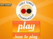Game Table tennis championship