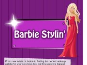 Game Barbie Stylin