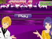 Game Couple love dressup games