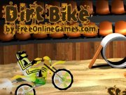 Game Dirt bike