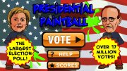 Game Presidential Paintball