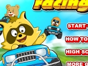 Game Raccoon Racing
