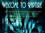 Game Welcome to rapture soundboard