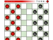 Checkers. FLASH 5REQUIREDdownload C I D E S G N . O M http://www.cidesigninc.com TURN: options opponent :: human computer force turn no yes sound fx off on start over mission 1 2 3 difficulty easy medium hard DOUBLE JUMP! 5 4 RED BLK name abc AI THINKING dont allow move mission1 mission2 mission3 PLAYAGAIN ...BLACK GIVES UP......