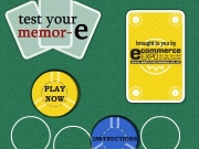 Play now Test your memor e !