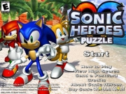 Puzzle sonic. 100 % Loading Title_Music.swf SEGA is registered in the U.S. Patent and Trademark Office. SEGA, Sega logo, Sonic Heroes The Hedgehog are either trademarks or of Corporation. Original Game (c) SEGA(c)Sonicteam / 2003. All Rights Reserved. PRESENTS View High Scores About Credits Send a Postcard How to Play Buy Now! Start Goal:Stack blocks clear them with corresponding character/power block. Earn bo...