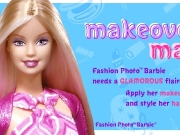 Game Barbie makeover magic