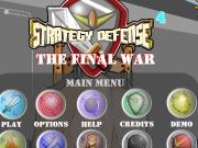 Strategy+defense 4 - the final war