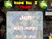 Dragon ball Z village....