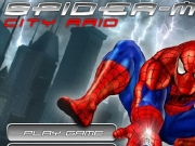Spiderman city raid. 100M...