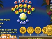 Game Super monkey ball 2