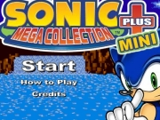 Game Sonic mega collection