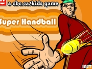 Game Super handball