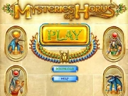 Mysteries of Horus. TARGET SCORE 300 0 3 1 - 1500 Ankh Amulet 2 of 02 01 00...