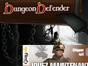 Game Dungeon defender